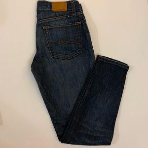 Lucky Brand jeans in Sienna Cigarette (straight)